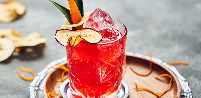 Sanbittèr Rosso, cocktail fresco