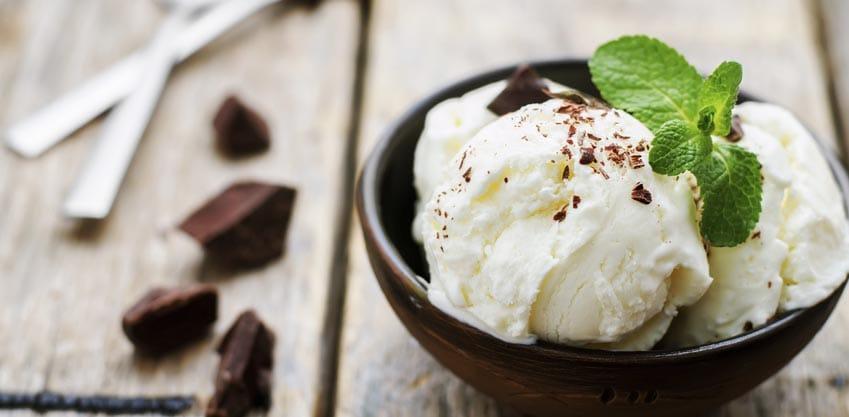 L'ingrediente del mese: il gelato