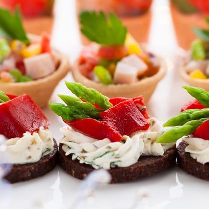 10 ricette per antipasti veloci e gustosi