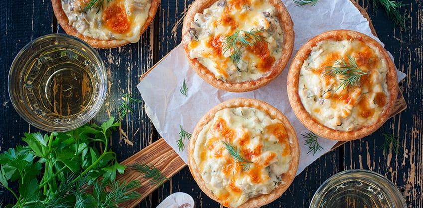 Barchette ripiene… crea il tuo aperitivo con fantasia