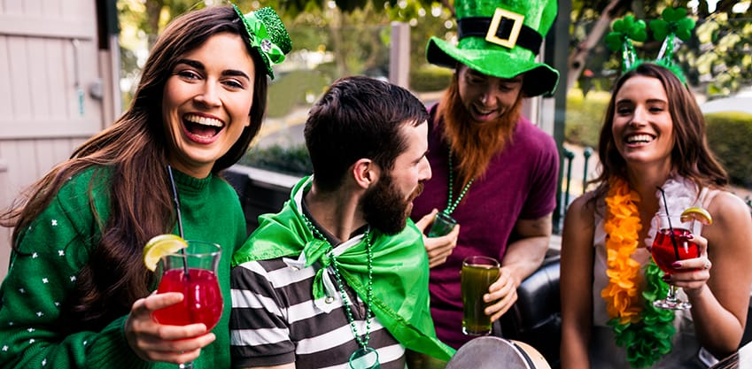 "San Patrizio ""light"": 5 cocktail analcolici per la festa irlandese più amata"