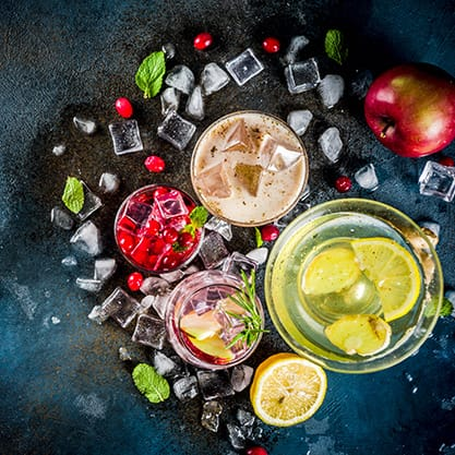 "5 cocktail anti autunno per combattere l'""Autumn Blues"""