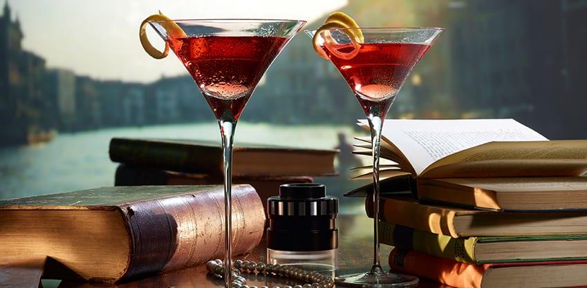 Idee per l'aperitivo: 5 libri per l'ora dell'aperitivo