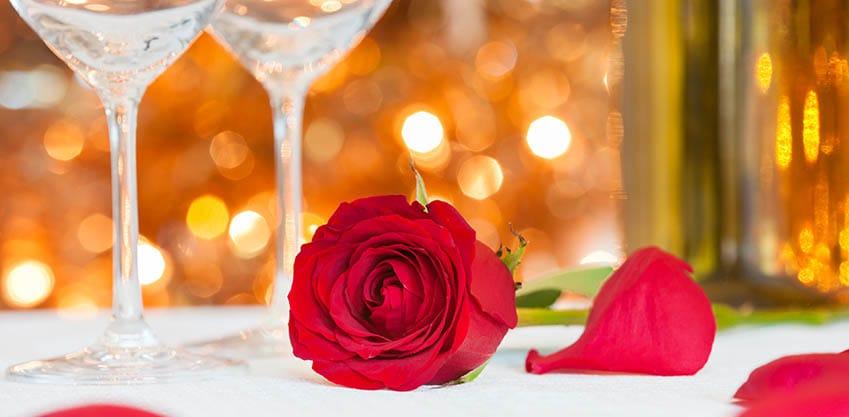 5 locali romantici dove festeggiare San Valentino