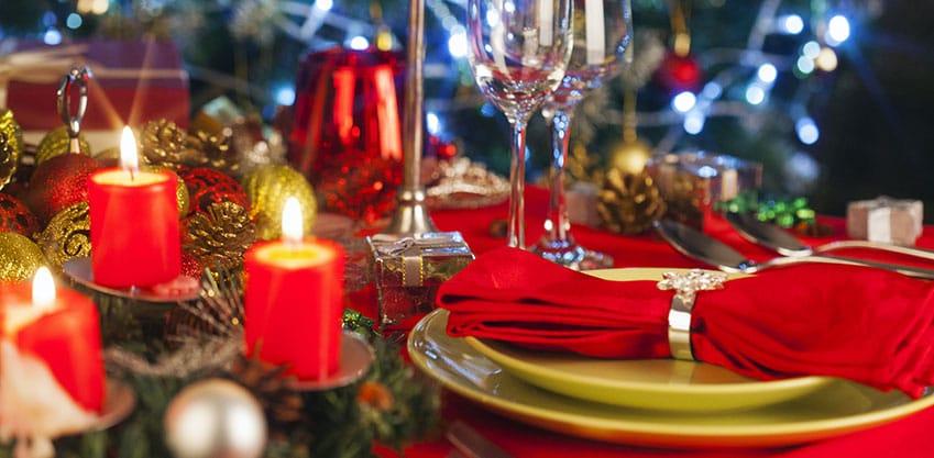 5 abbinamenti per l'aperitivo di Natale