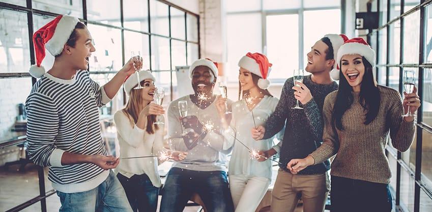Fai festa a Natale con i 5 cocktail speciali