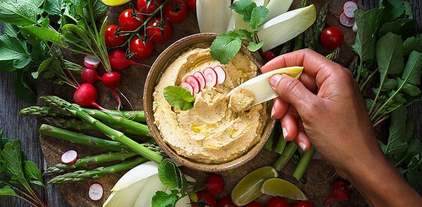 Aperitivo vegetariano: 5 idee per renderlo speciale
