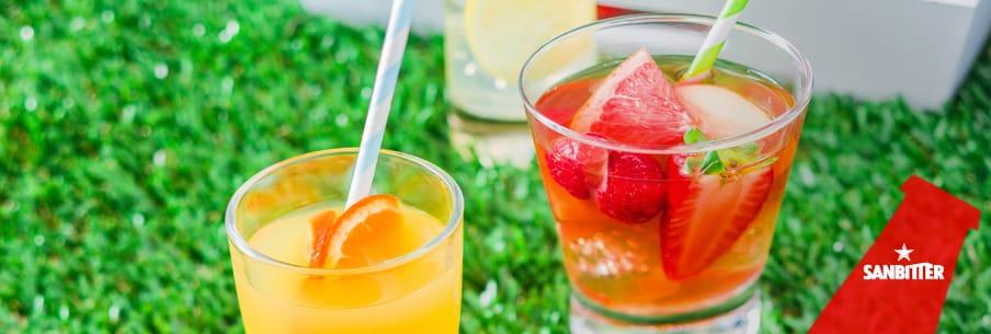L'aperitivo di primavera secondo Sanbittèr: porta la bella stagione a tavola e nei tuoi drink