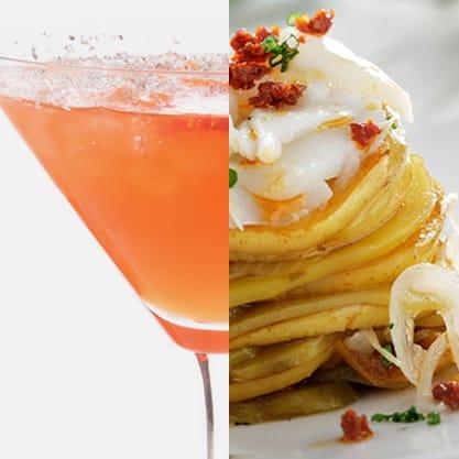 Per l'aperitivo giusto Passion Parties e millefoglie di patate