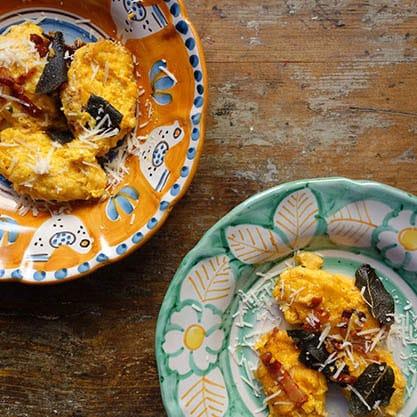 la ricetta di Elizabeth Minchilli per l'aperitivo di Halloween