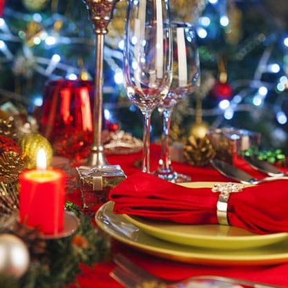 Le ricette di tutti gli abbinamenti per l'aperitivo di Natale