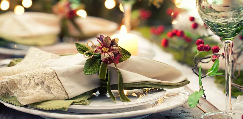 Galateo dell'aperitivo di Natale