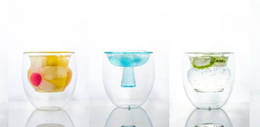 I bicchieri da cocktail più strani del mondo