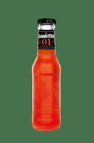 Sanbittèr Bartender Cocktail Strawbitter : Acquista Ora