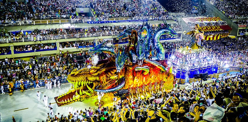 Carnevale nel mondo: follie, sfilate e stravaganze