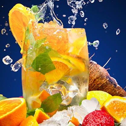 Cocktail aromatizzati con spezie e miele