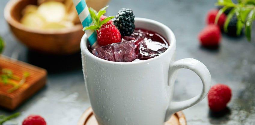Cocktail Berry Zen per il vostro aperitivo autunnale
