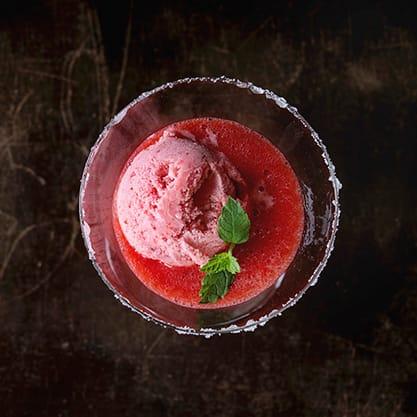 I cocktail con il gelato
