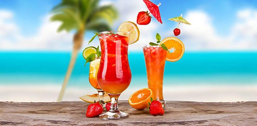 Il vero aperitivo estivo è in spiaggia!