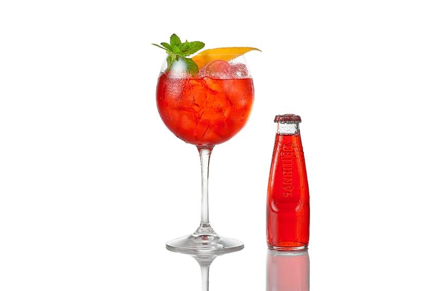 Sanset- cocktail-celebra -tramonto