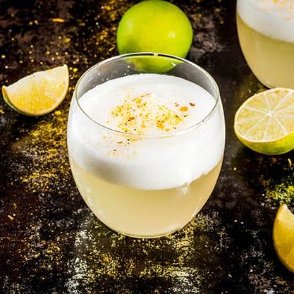 Cocktail con albume