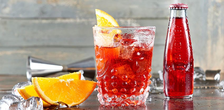 I cocktail con il vermouth: Negroni Red