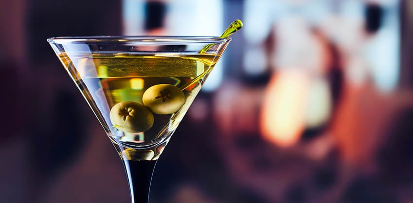 I cocktail con il vermouth: vodka Martini