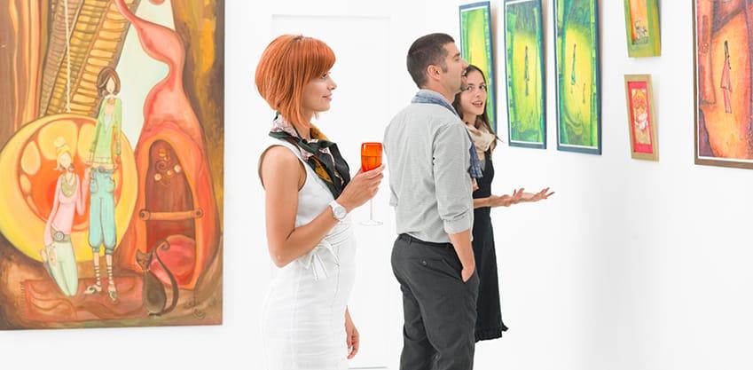 Aperitivo al museo, mix di arte e divertimento