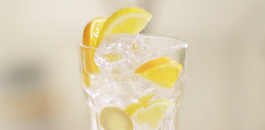 Sanbittèr Dry per il Cocktail Dry Citrus con verdure