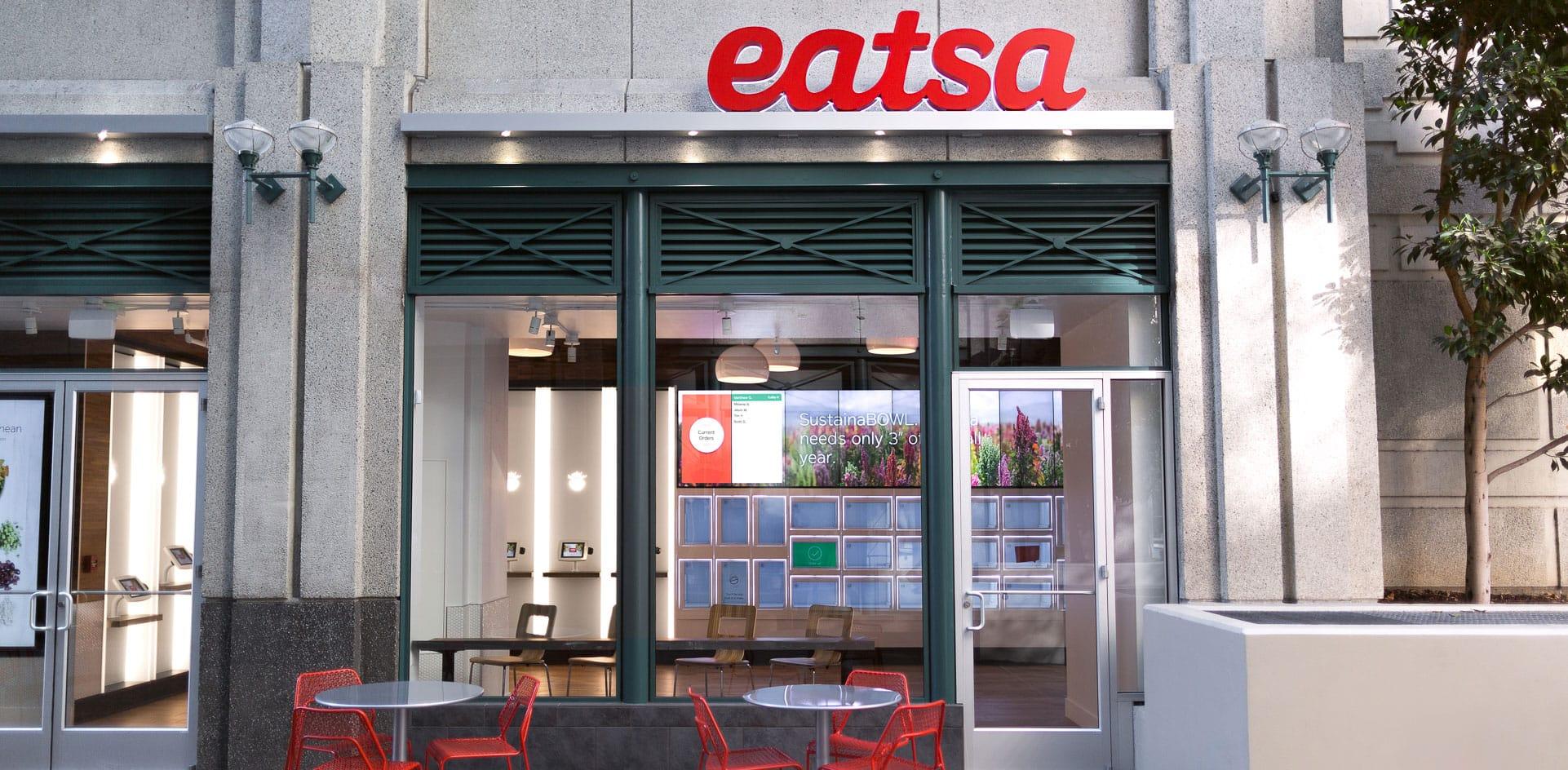 Eatsa, il primo ristorante digitale