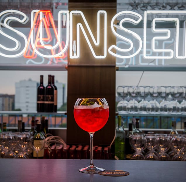 Sanset - Terrazza Sunset Roma
