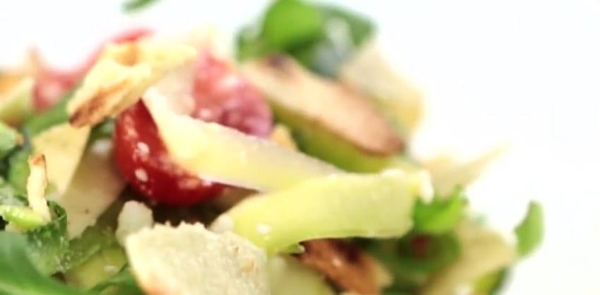 Tagliolini di zucchina