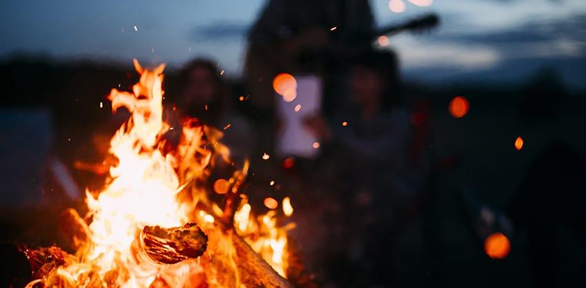 Primo maggio: rosso come il fuoco