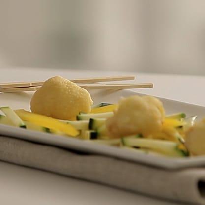 Sushi marchigiano, rivisitazione in chiave Made in Italy del classico sushi