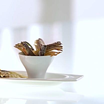 Carciofi speziati al curry, aperitivo classico e gustoso
