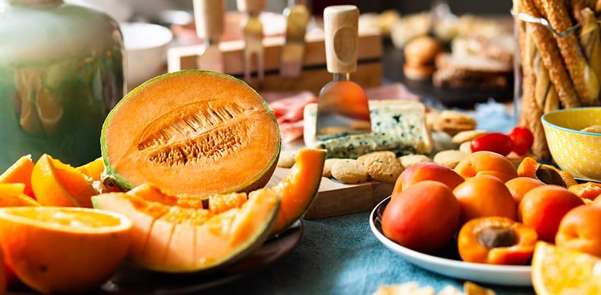 Abbinamenti Melone