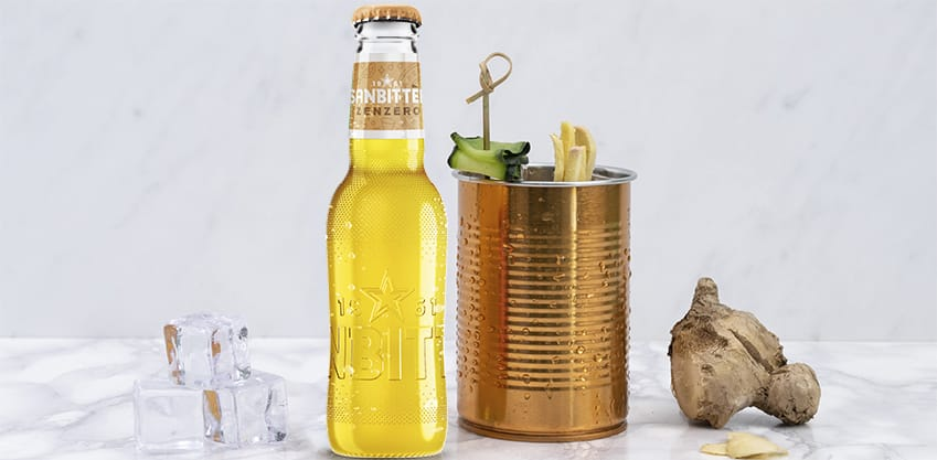 Cocktail Ginger Mule