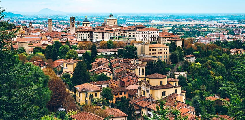 Gita di Pasquetta, 5 mete insolite: i castelli di Bergamo