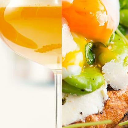 Idee per aperitivo estate finger food vegetariano e Petit Paradis
