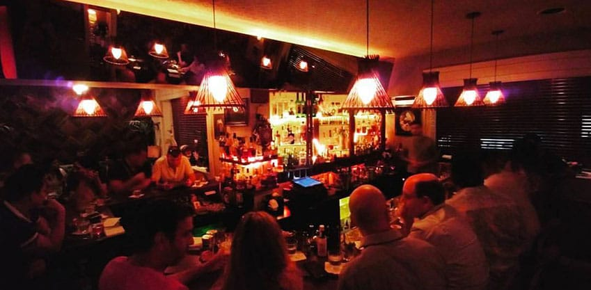 Drink spicy e aperitivi a Tel Aviv