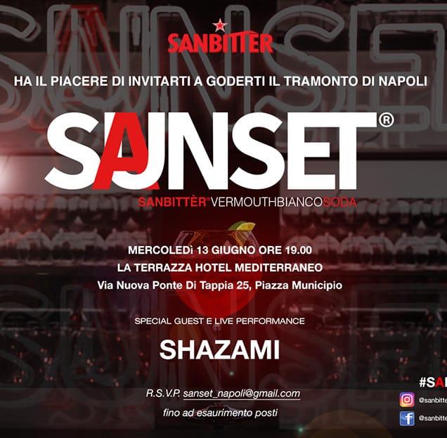 Sanset - Terrazza Hotel Mediterraneo Napoli