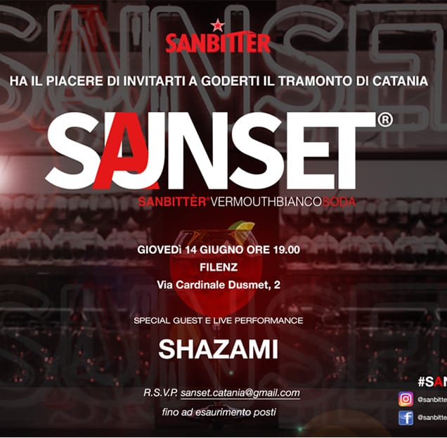 Sanset - Filenz Catania