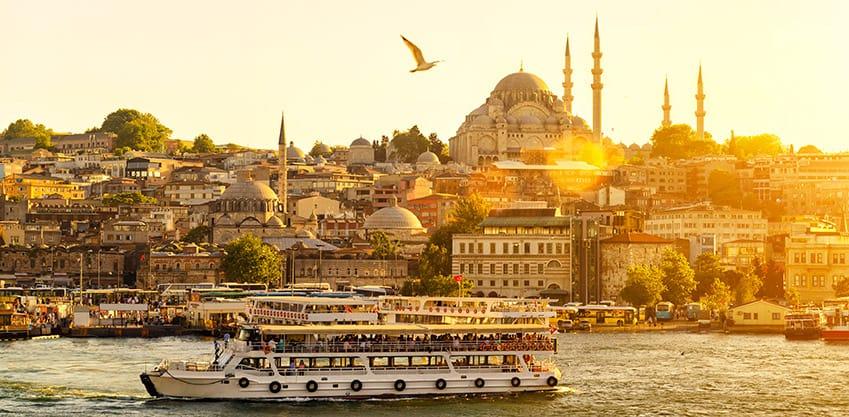 Istanbul, un viaggio nel mito a cavallo tra Europa e Asia