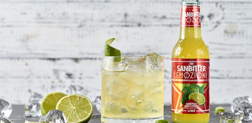 Kamikaze Lime, il cocktail perfetto per finger food al pesce spada