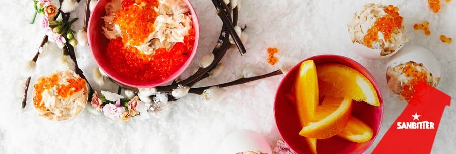 Le decorazioni di Pasqua per abbellire il tuo aperitivo casalingo