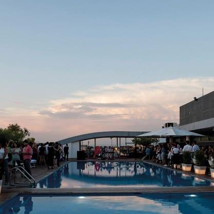 Locali cool per l'aperitivo all'aperto 2017