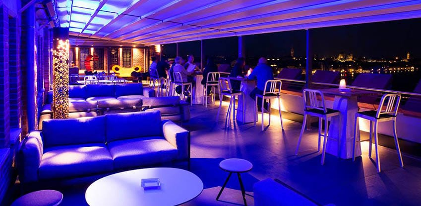 Location per l'aperitivo a Venezia: Skyline Rooftop Bar