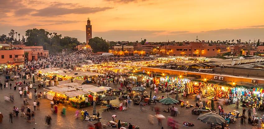 Marrakech, cosa vedere nella