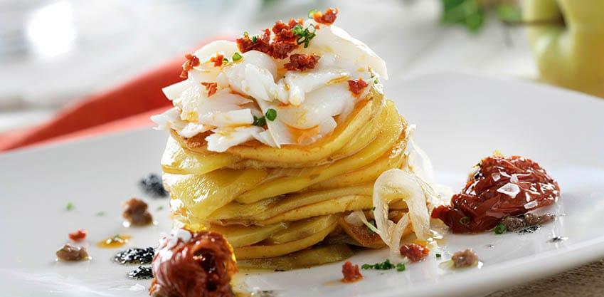 Millefoglie di patate: la ricetta veloce per l'aperitivo
