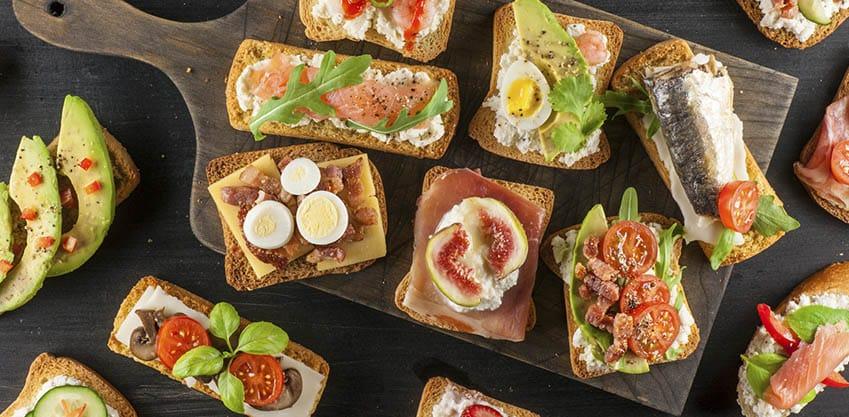 Stuzzichini estivi, le 5 idee per un aperitivo perfetto